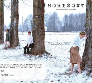 Horisont - Elevproduktion 2012