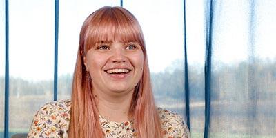 Intervju med Felicia Ahlqvist