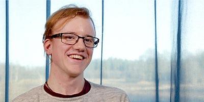Intervju med Justus Persson