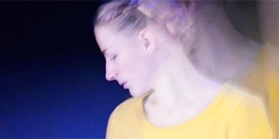 Cecilia Hellberg gick på Danslinjen 2012 - 2013
