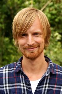 Johan Edin - Personalbild
