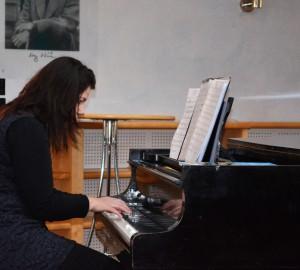 Lunchkonsert Wirénsalen 15/2 2013 - 2