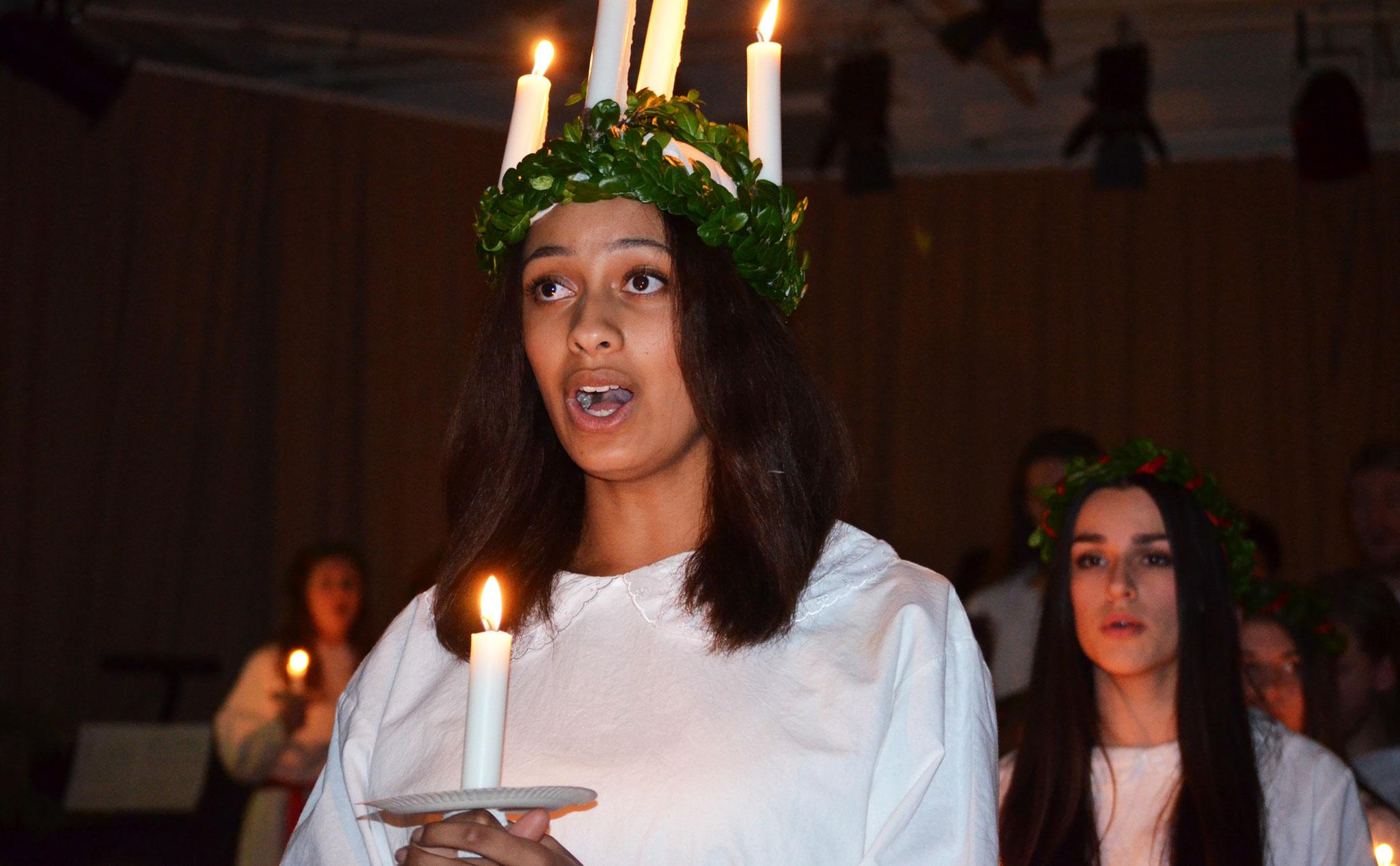 Anhörigkonsert 14/12 2013 - 2
