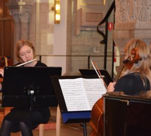 Förmiddagsmusik i Nicolaikyrkan 12/10 2013 - 1
