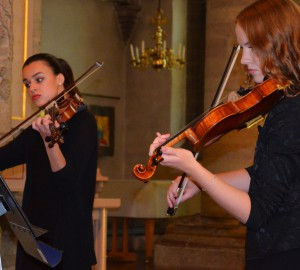Förmiddagsmusik i Nicolaikyrkan 12/10 2013 - 4