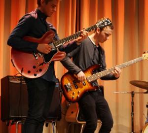 Oliver och Rasmus