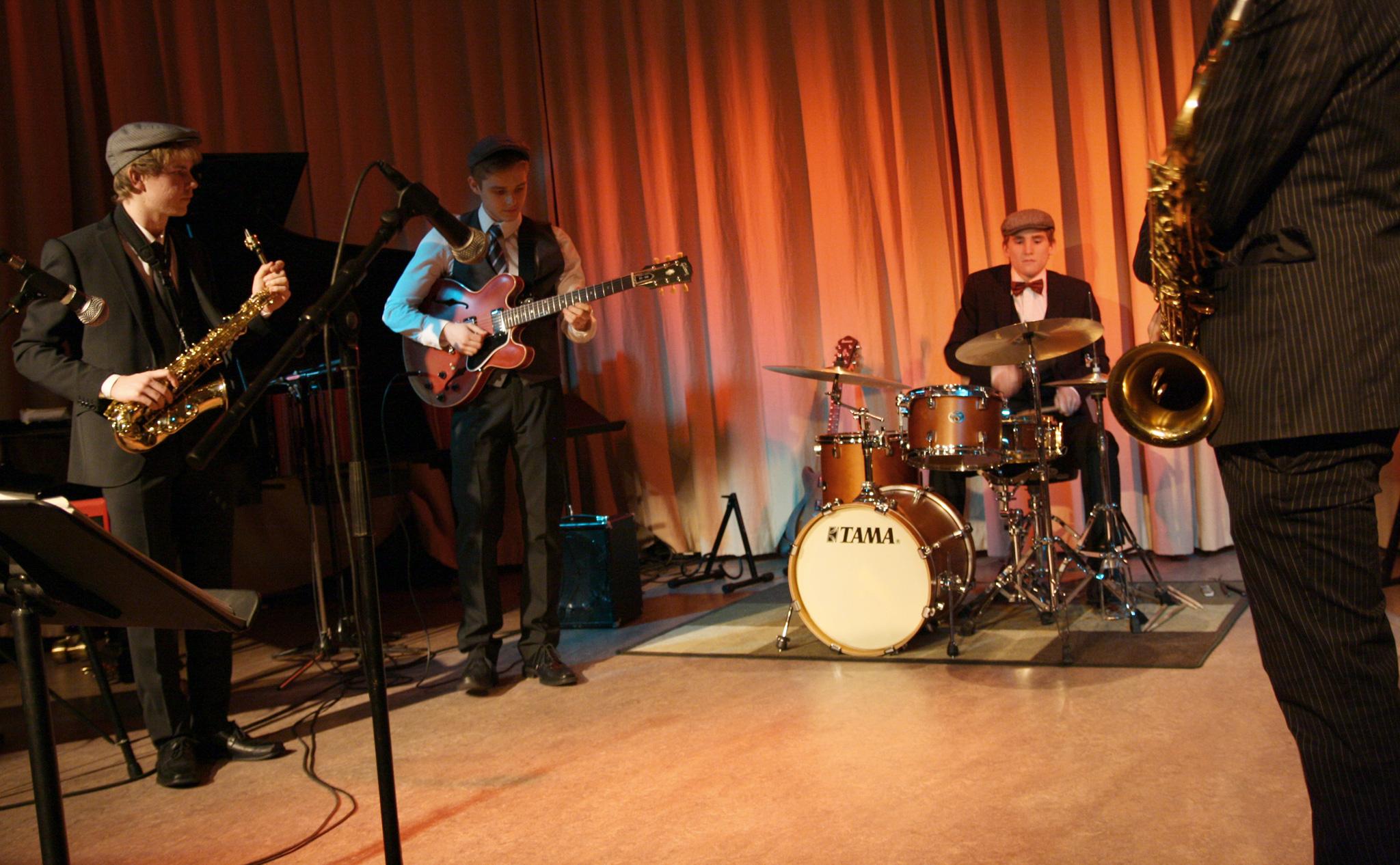 Jazzkväll 6 februari 2013 - 1