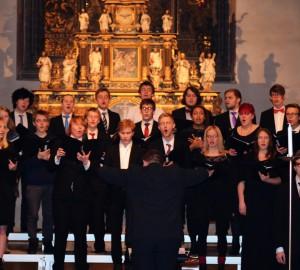 Julkonsert Nicolaikyrkan 16/12 2012 - 1