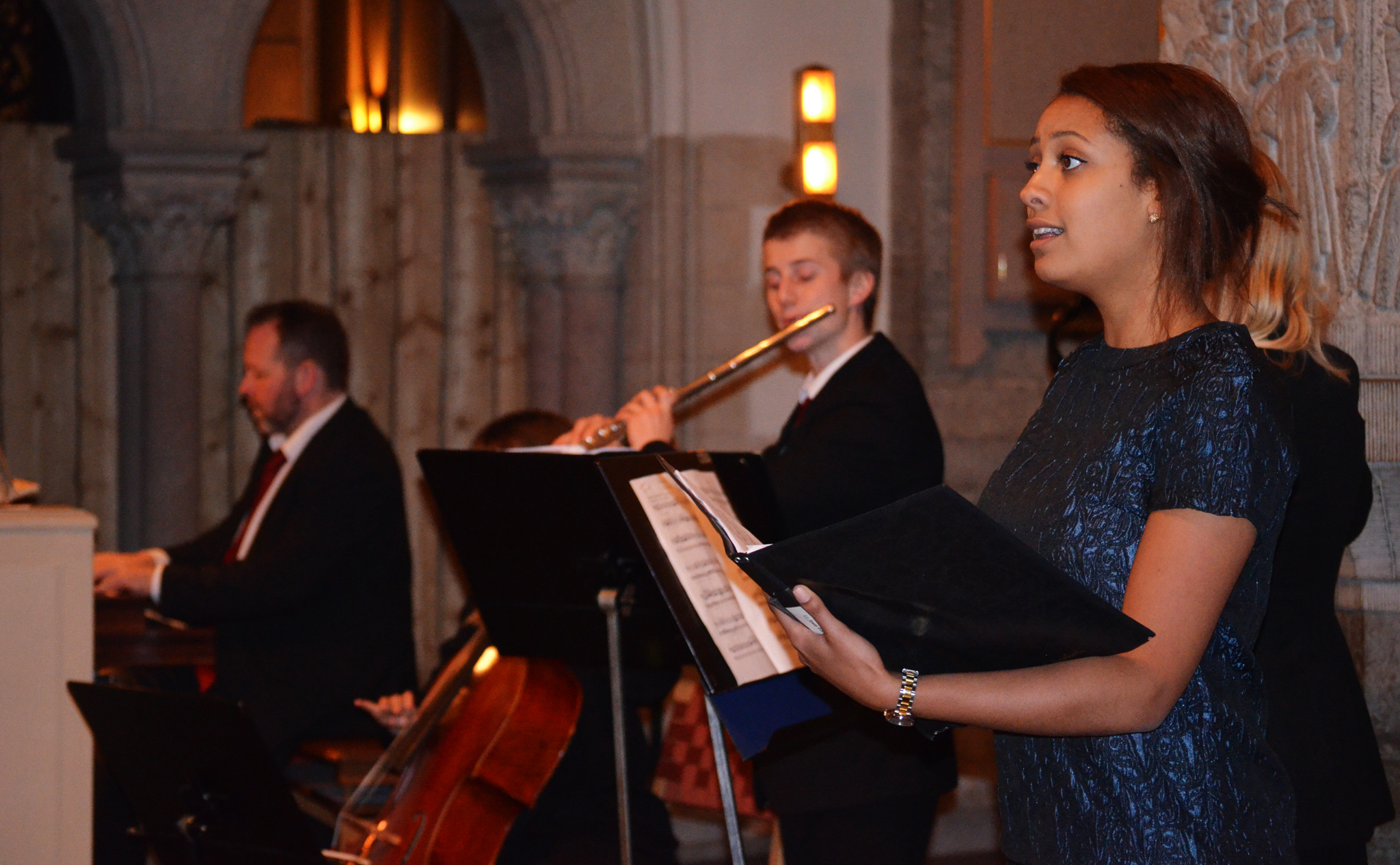 Julkonsert Nicolaikyrkan 16/12 2012 - 3