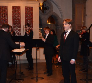 Julkonsert Nicolaikyrkan 16/12 2012 - 4