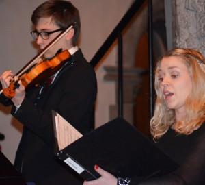 Julkonsert Nicolaikyrkan 16/12 2012 - 9