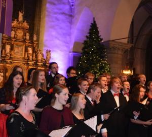 Julkonsert Nicolaikyrkan 19/12 2013 - 2