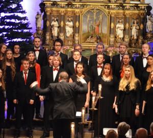 Julkonsert Nicolaikyrkan 19/12 2013 - 5