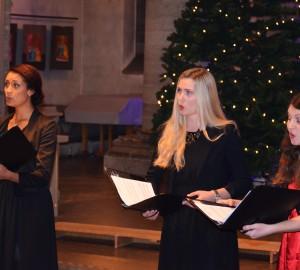 Julkonsert Nicolaikyrkan 19/12 2013 - 6
