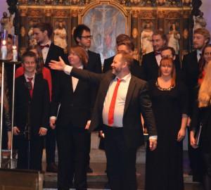 Julkonsert Nicolaikyrkan 19/12 2013 - 7