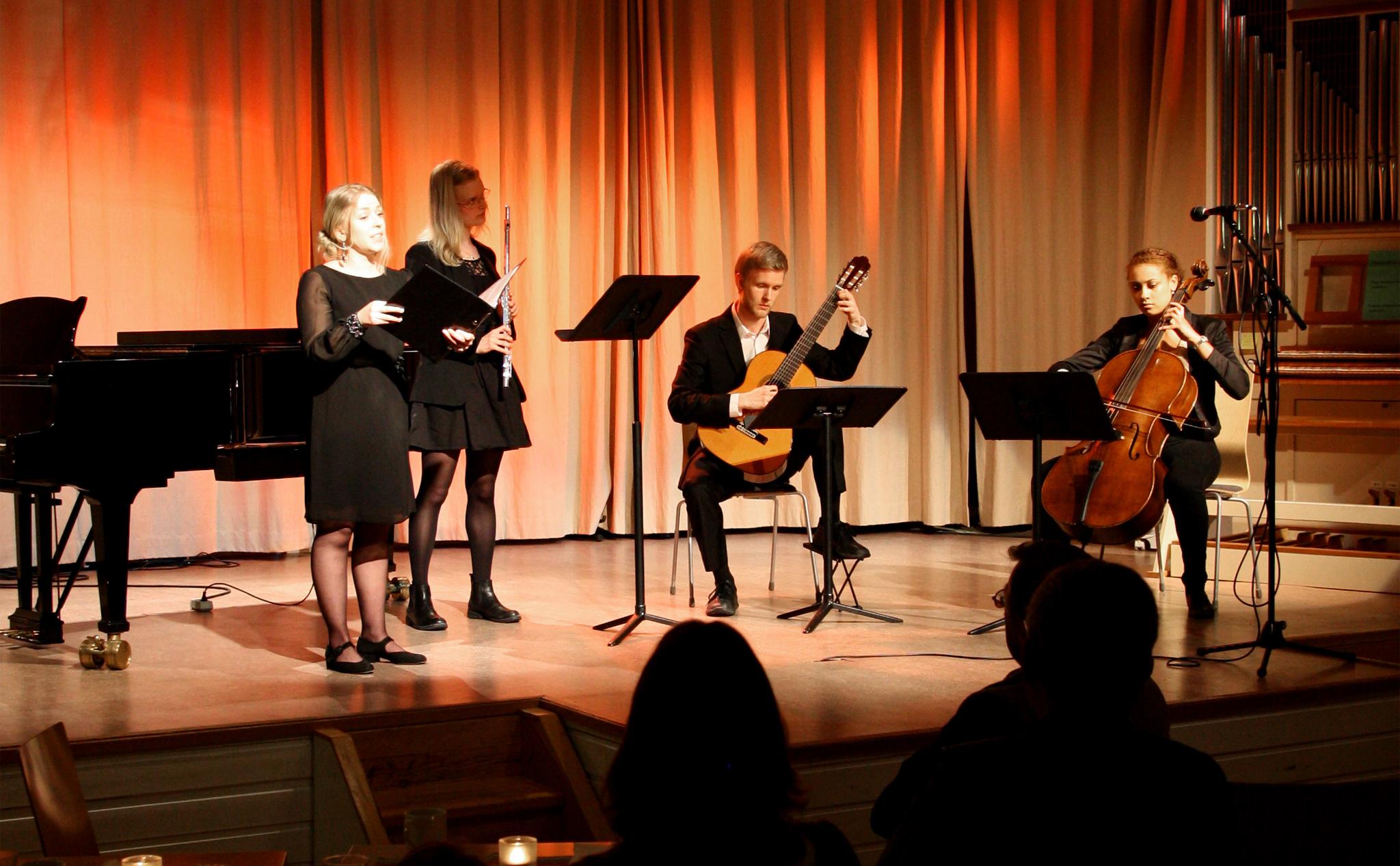 Klassisk konsert 27/2 2013 - 2