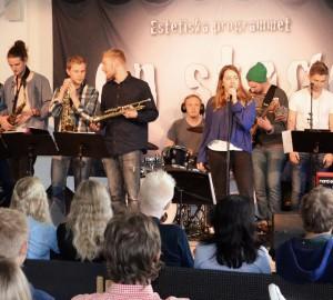 Musiklinjens turné 2014 - 1