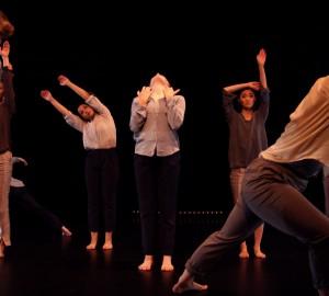 Danslinjens slutproduktion 2014 - 1