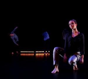 Danslinjens slutproduktion 2014 - 15
