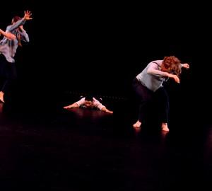 Danslinjens slutproduktion 2014 - 19