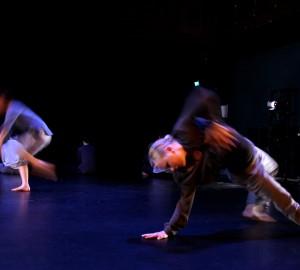 Danslinjens slutproduktion 2014 - 3