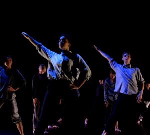 Danslinjens slutproduktion 2014 - 5
