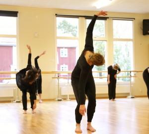 Dansföreställning