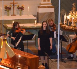 Klassisk konsert i Ekeby kyrka 8 november 2015 - 7