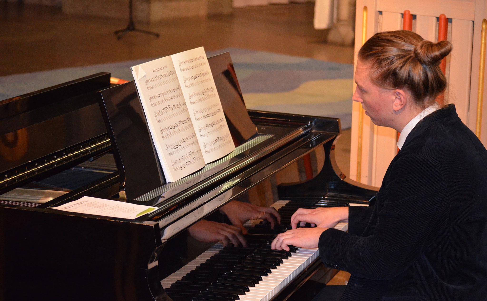 Pianist.