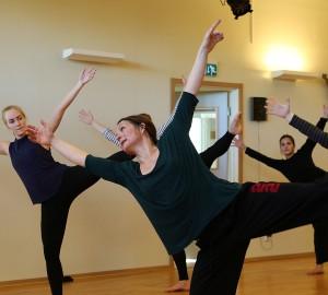 Gästlärare Balettakademien Stockholm - 1