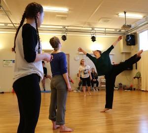 Gästlärare Balettakademien Stockholm - 3