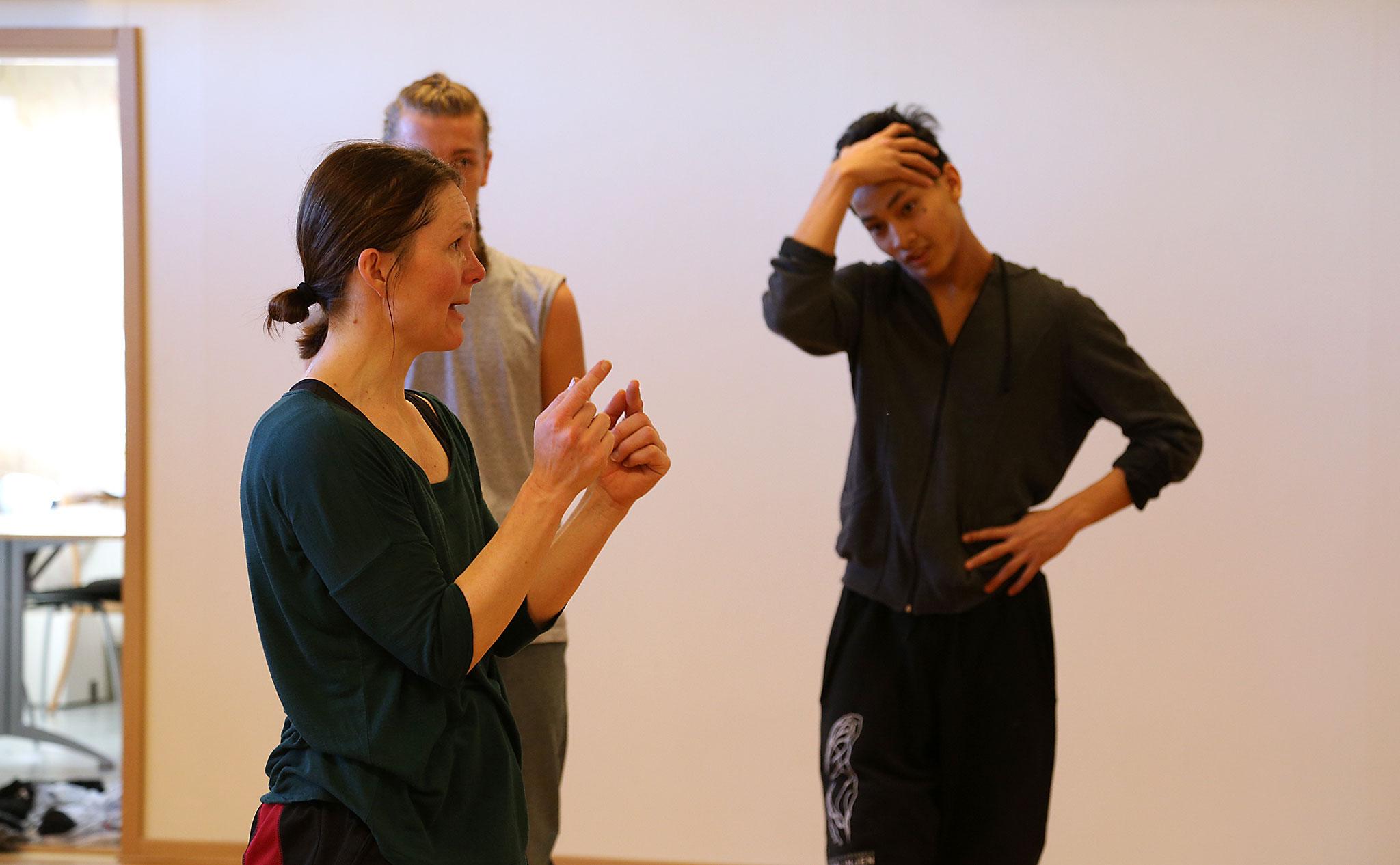 Gästlärare Balettakademien Stockholm - 4
