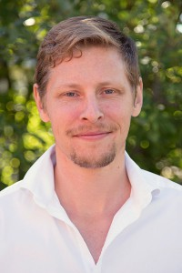 Porträttbild av Ola Råbius
