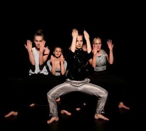 Danslinjens slutproduktion 2016 - 1