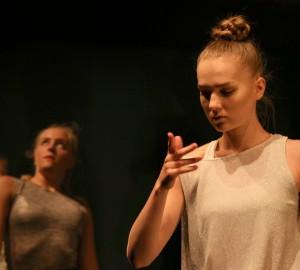 Danslinjens slutproduktion 2016 - 2