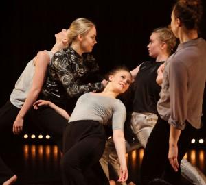 Danslinjens slutproduktion 2016 - 7