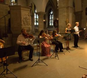 Kör och kammarmusik i S:t Nicolai kyrka 1 juni 2016 - 6