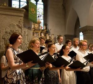 Kör och kammarmusik i S:t Nicolai kyrka 1 juni 2016 - 8