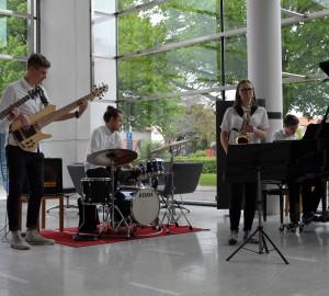 Konsert i Almedalsbiblioteket 2016 - 2