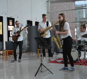 Konsert i Almedalsbiblioteket 2016 - 3