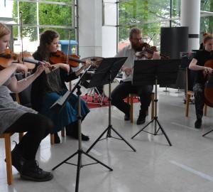 Konsert i Almedalsbiblioteket 2016 - 4