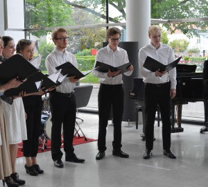 Konsert i Almedalsbiblioteket 2016 - 9