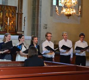 Konsert i Källunge kyrka 2016 - 1