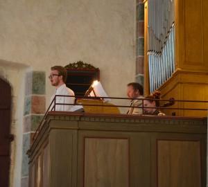 Konsert i Källunge kyrka 2016 - 2