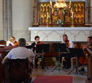 Konsert i Källunge kyrka 2016 - 3