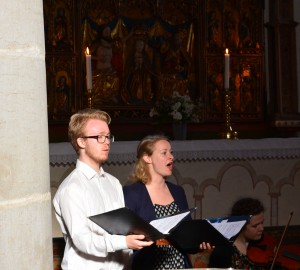 Konsert i Källunge kyrka 2016 - 4