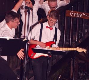 Partybandet på Gotland 2016 - 1