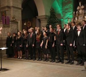 Julkonsert i Nicolaikyrkan 15 december 2016 - 10