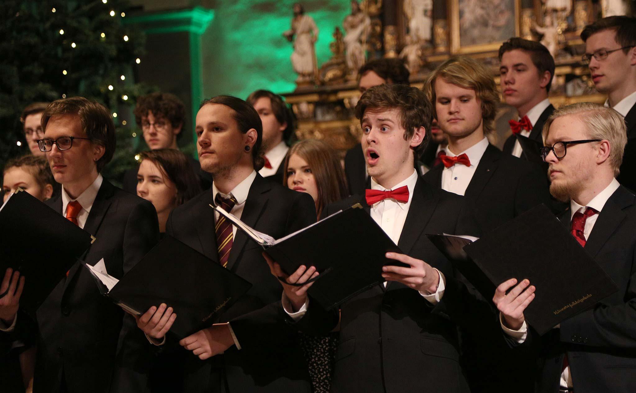 Julkonsert i Nicolaikyrkan 15 december 2016 - 2
