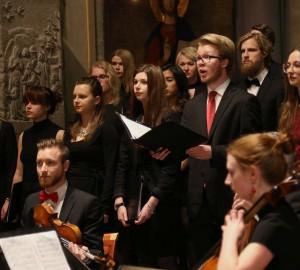 Julkonsert i Nicolaikyrkan 15 december 2016 - 3